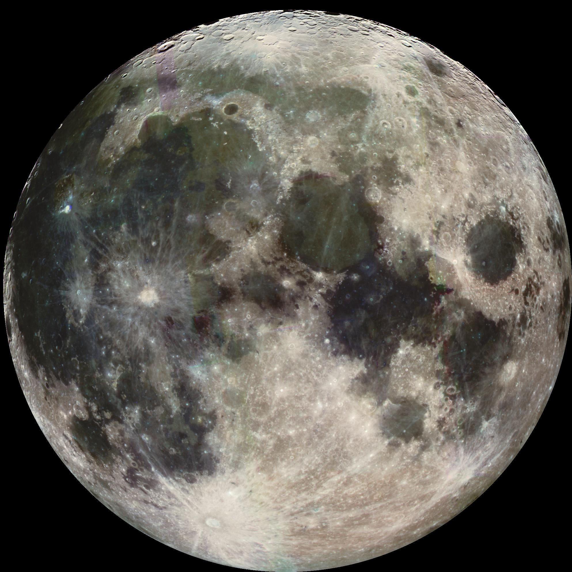 Image of full moon