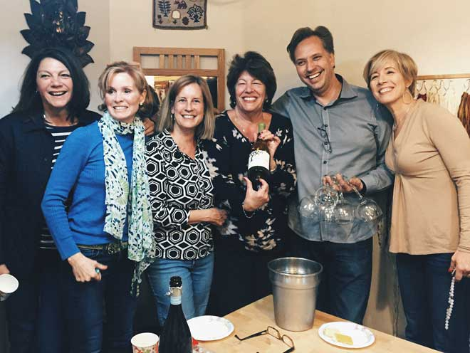 Have a happy holidays party at Beadworks