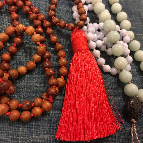 Prayer Beads Necklace