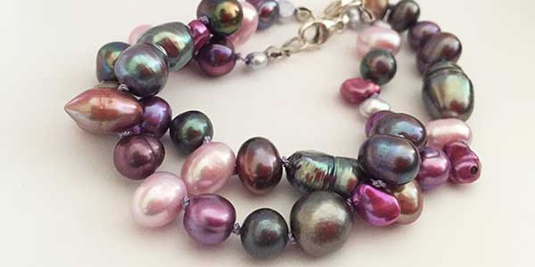 Silk Knotting Jewelry Class