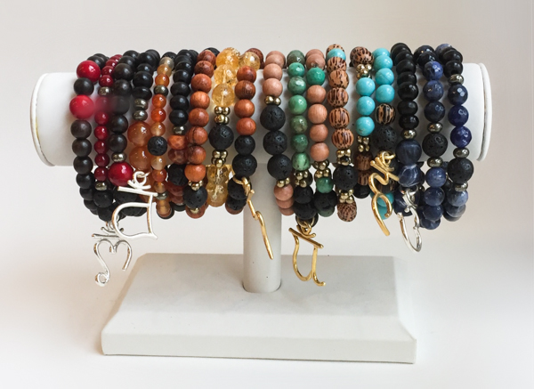 Buddha Bracelets at Beadworks