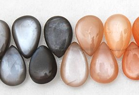 moonstone gemstone beads perfect for any gemini