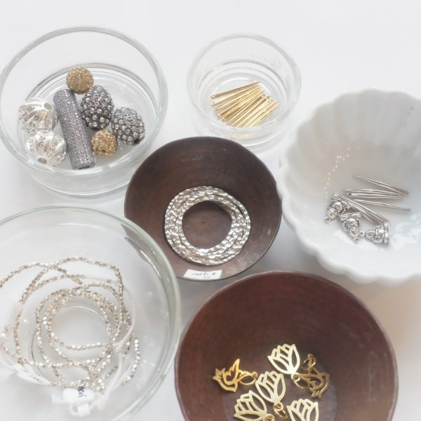 All metals are 30% off this December at Beadworks
