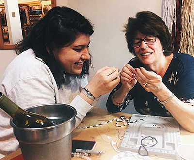 Private Jewelry Making Class at Beadworks